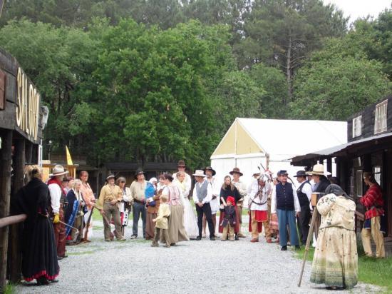 Camp Fort Rainbow - juin 2016