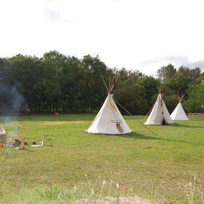 Camp juin 2010