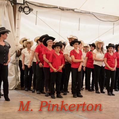 Danses country avec Agnès et les Rebel dancer's
