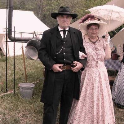 Jim Gun et Marinette