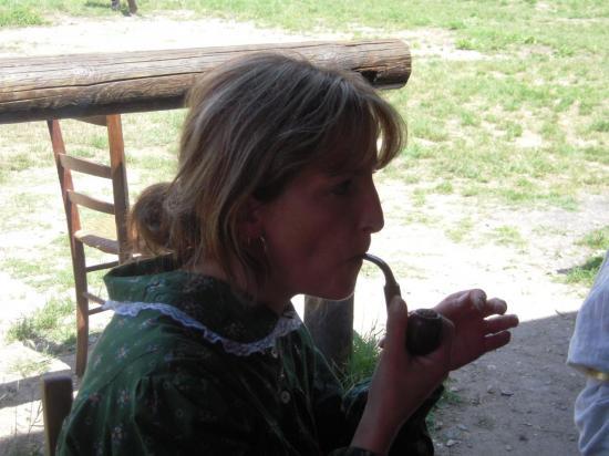 juin 2010  une petite pipe !!!