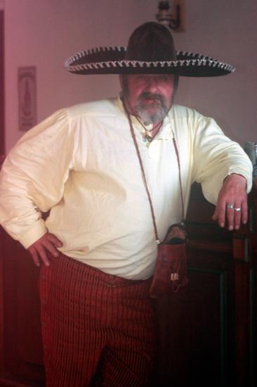 Borracho le Mexicain